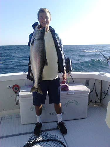 Door County Fishing Charters Lynn A Fishing Charters